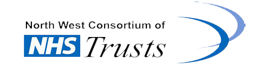 Northwest consortium of NHS Trusts logo